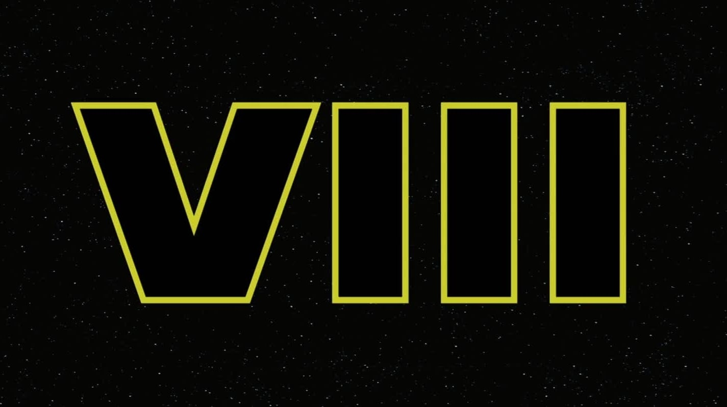 Star Wars: Episode VIII Announcement