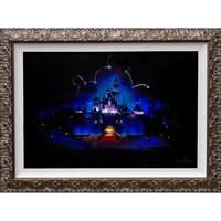 Disneyland ''While Everyone Sleeps'' Giclée by Noah