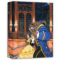 Image of Beauty and the Beast ''First Dance'' Giclée by Paige O'Hara # 1