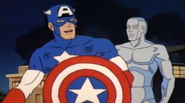 Marvel Mash-Up Ep. 20: Captain America