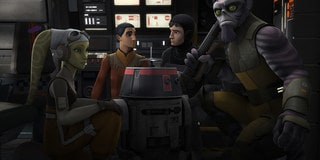"Ranking Rebels: 10 Highlights from ""Double Agent Droid"""