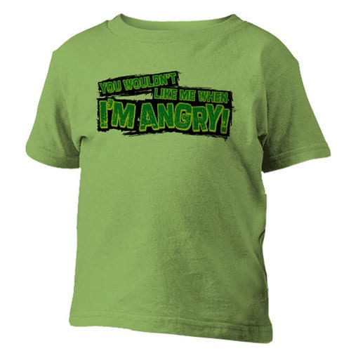 Hulk Tee for Kids - Customizable