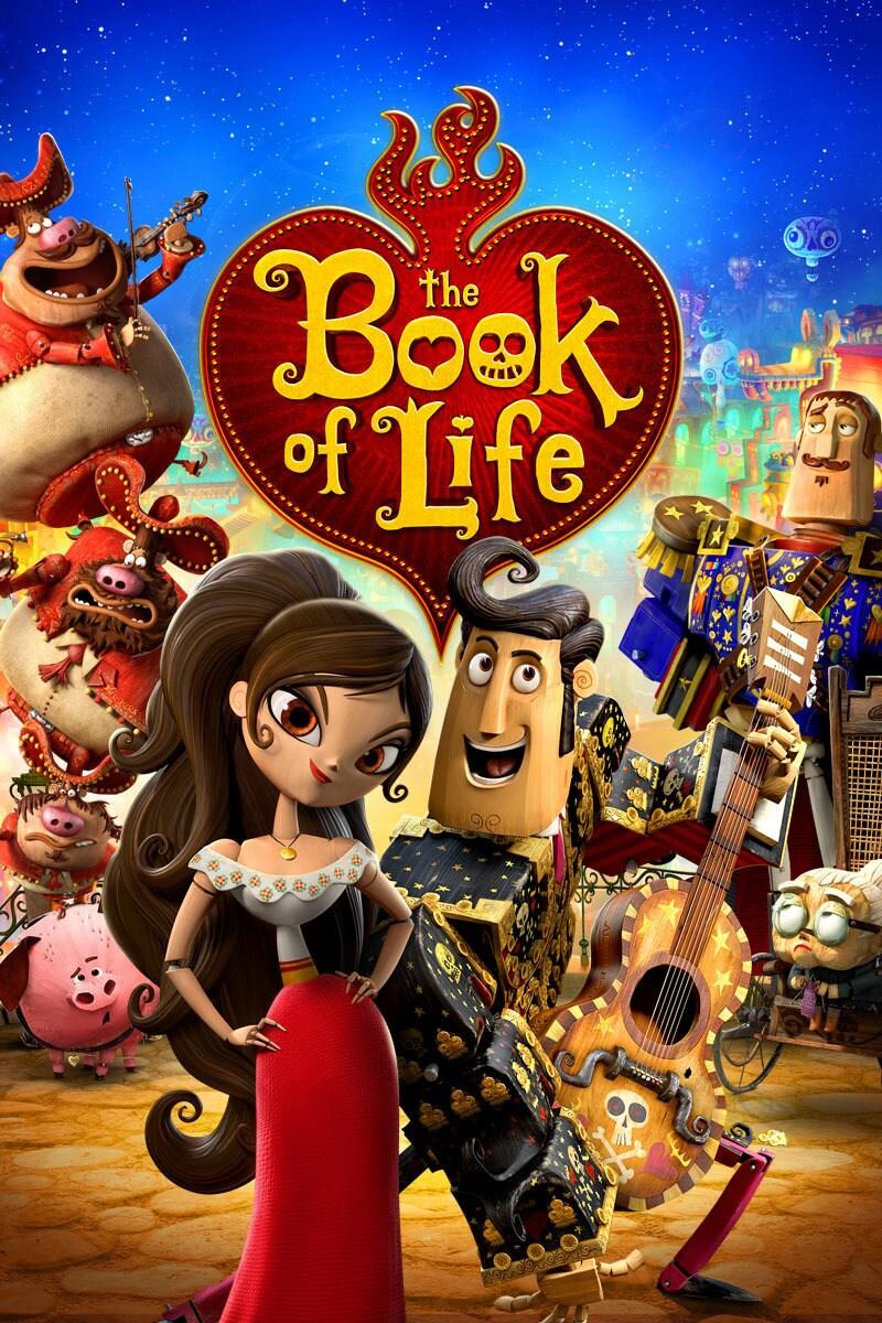 სიცოცხლის წიგნი THE BOOK OF LIFE