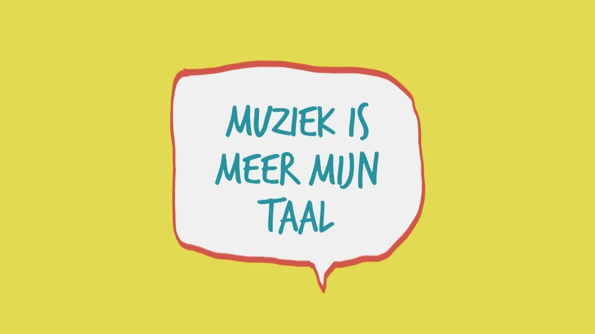 Just Like Me! - Mijn Taal (Lyric Video)