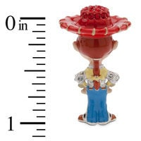 Jessie Jeweled Mini Figurine by Arribas