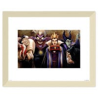 Image of ''Sinister Villains'' Giclée by Darren Wilson # 5