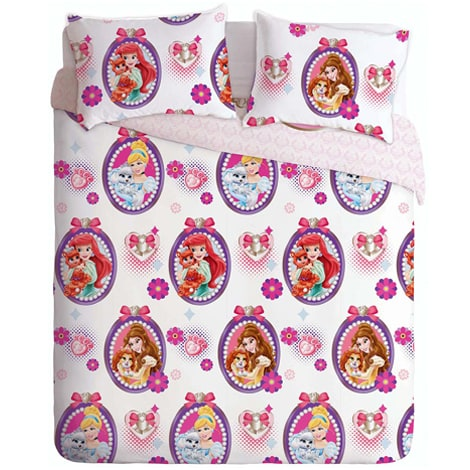 Disney Princess Palace Pets Bed Linen B