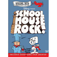 Schoolhouse Rock DVD