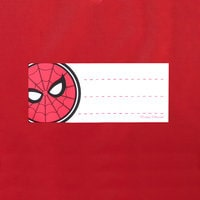 Spider-Man Backpack - Personalizable