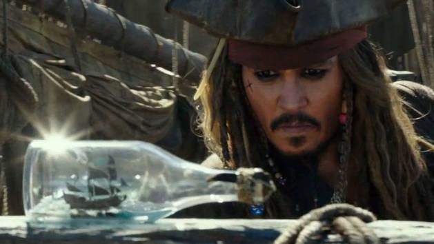 Piratas del Caribe: La Venganza de Salazar - tráiler #1