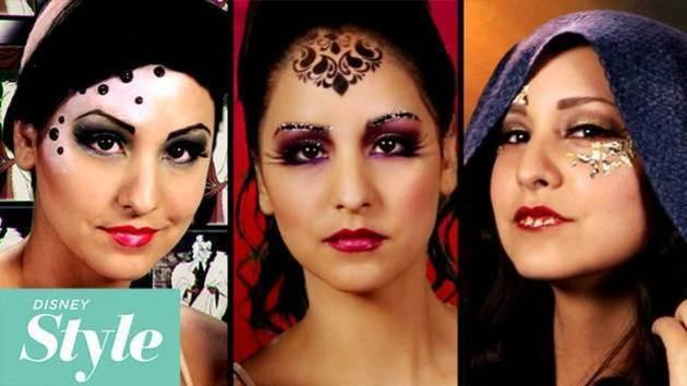 High Fashion Disney Villain Transformations | Disney Style