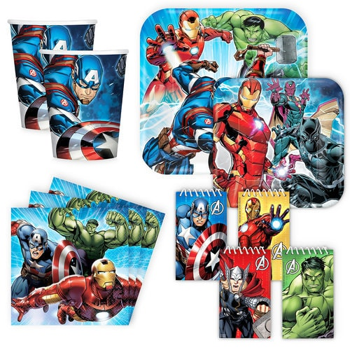 Avengers Disney Party Collection