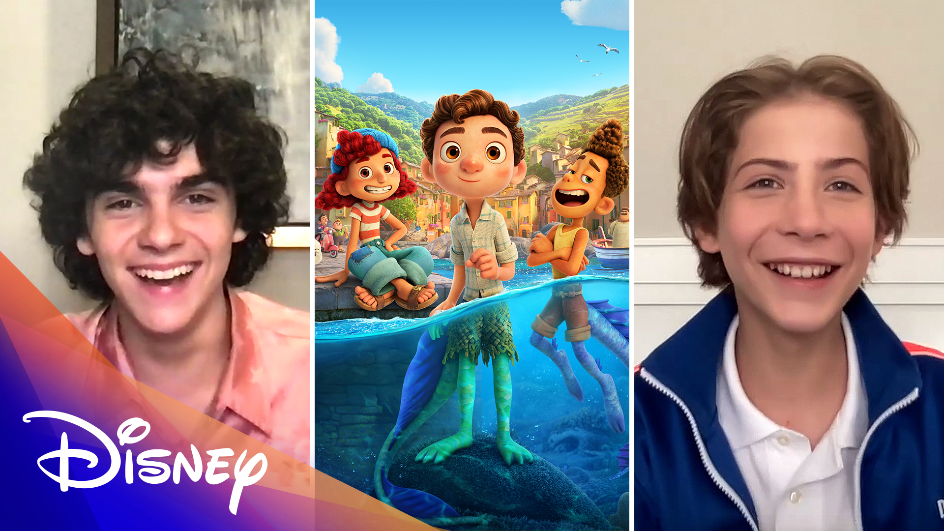 The Ultimate Luca Challenge | Disney