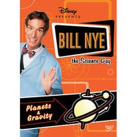 Bill Nye The Science Guy: The Planets & Gravity DVD