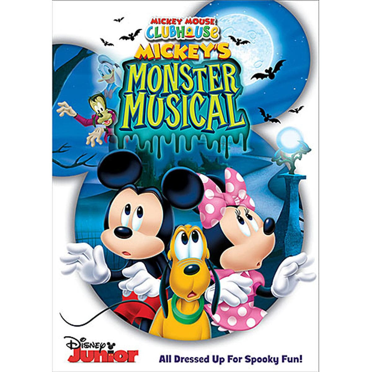 94a0e313ec Product Image of Mickey Mouse Clubhouse  Mickey s Monster Musical DVD   1