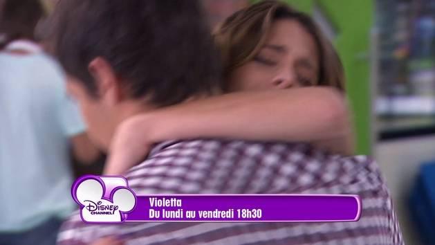 Violetta saison 2 - Résumé des épisodes 51 à 55