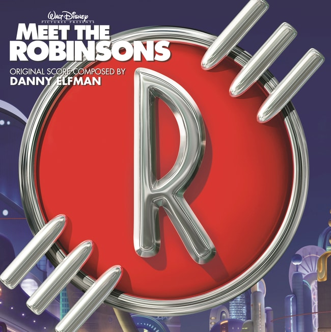 Meet the Robinsons: Soundtrack