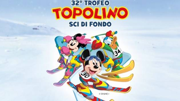 Disney - Trofeo Topolino sci di fondo