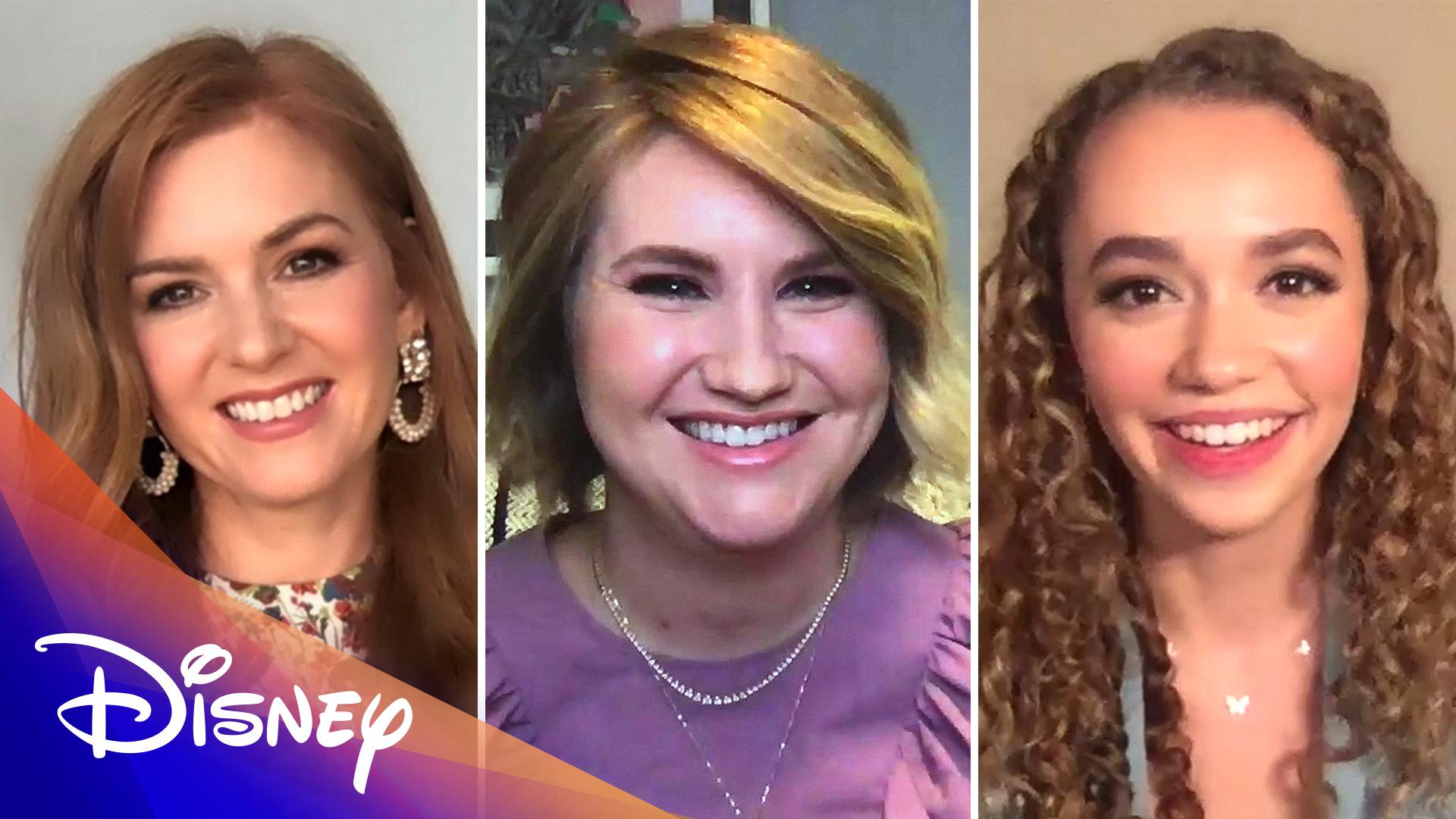 The Cast of Godmothered Rates Disney Magical Mentors | Disney