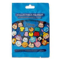 Image of Disney ''Tsum Tsum'' Mystery Pin Pack # 2