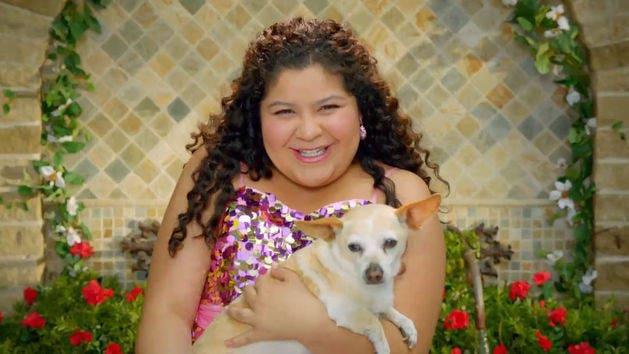 Living Your Dreams - Raini Rodriguez - Beverly Hills Chihuahua 3