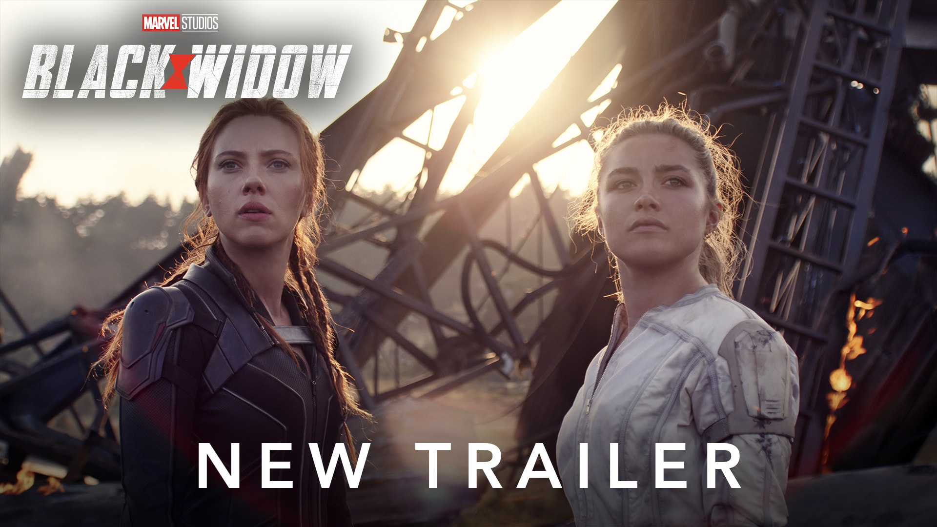 Marvel Studios' Black Widow | New Trailer