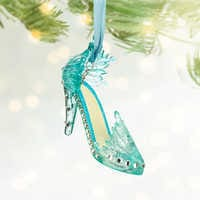 Image of Elsa Shoe Ornament - Frozen # 2