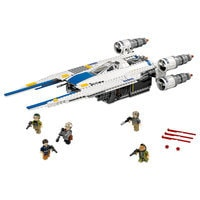 Image of Rebel U-Wing Fighter Playset by LEGO - Star Wars # 1