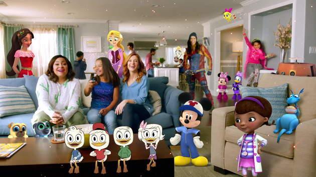 DisneyNOW – TV Shows, Games & Live TV