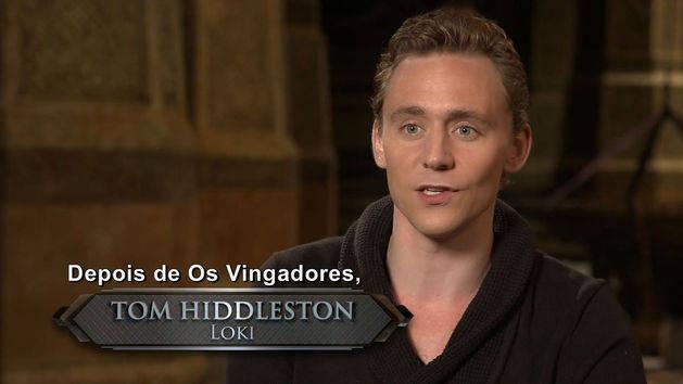 O retorno de Loki - Thor: O Mundo Sombrio
