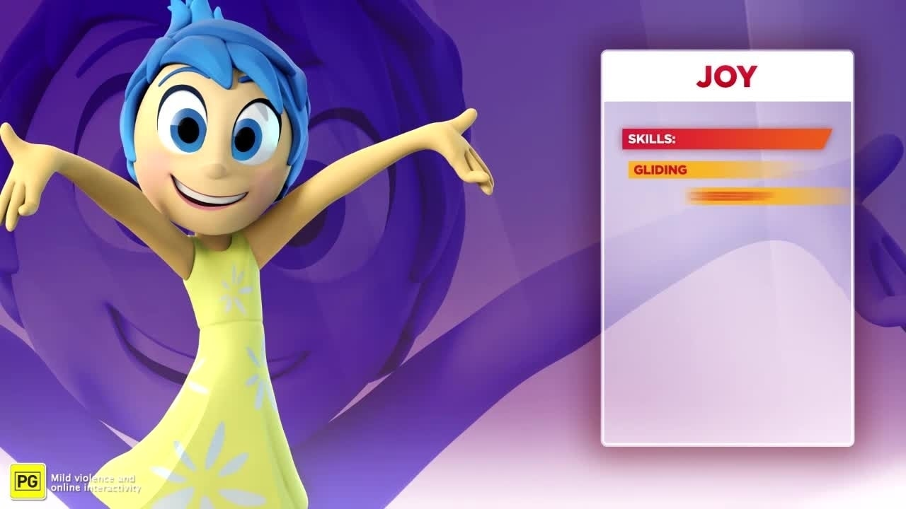 How To Play Inside Out - Disney Infinity 3.0