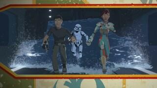 "Bucket's List: ""No Escape: Part 2"" - Star Wars Resistance"