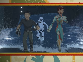 "Bucket's List: ""No Escape: Part 2"" - Star Wars Resistance"