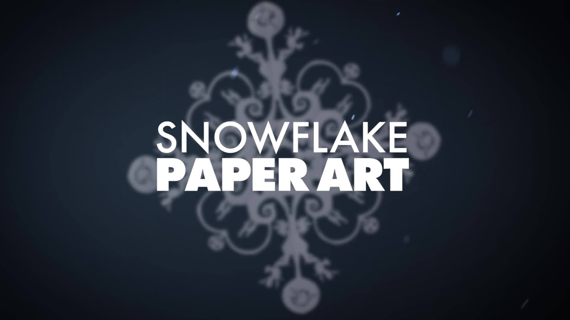 The Nightmare Before Christmas Snowflake Art | Oh My Disney | Disney ...