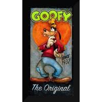 ''Goofy the Original'' Giclée by Darren Wilson
