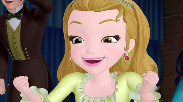 CÓMO SER UNA PRINCESA: S1 Ep. 1 Cómo Ser Una Princesa. La Princesa Sofía - Consejo 1