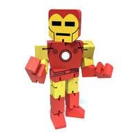 Iron Man Wood Warriors Figure