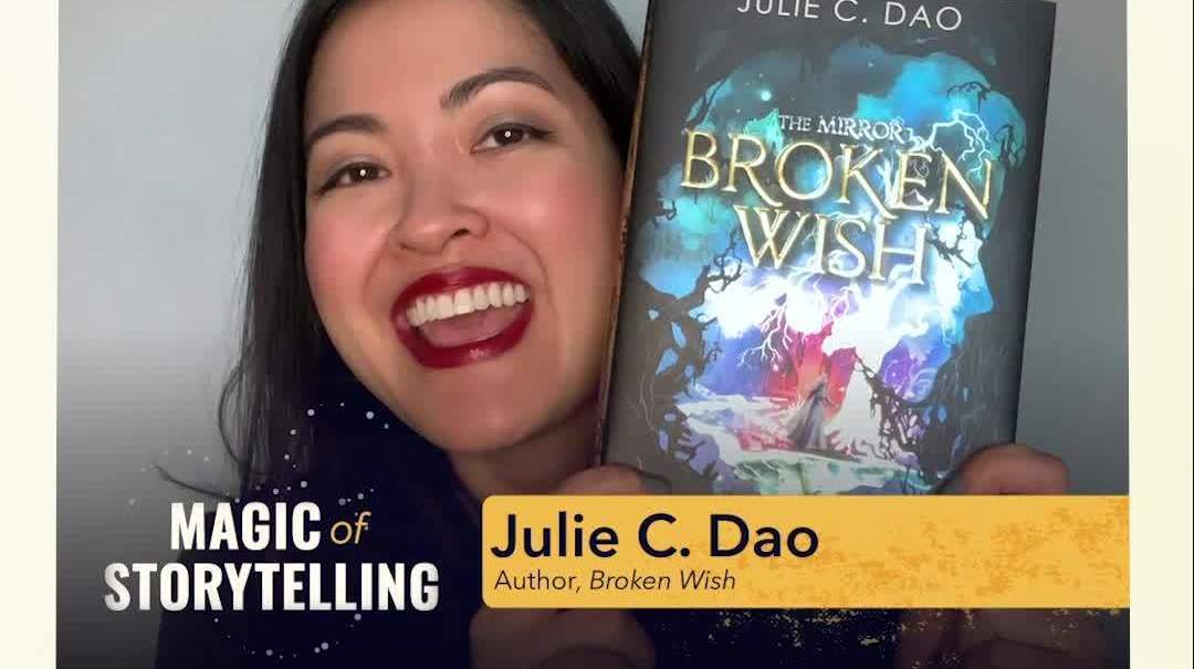 Magic of Storytelling Series – Julie C. Dao