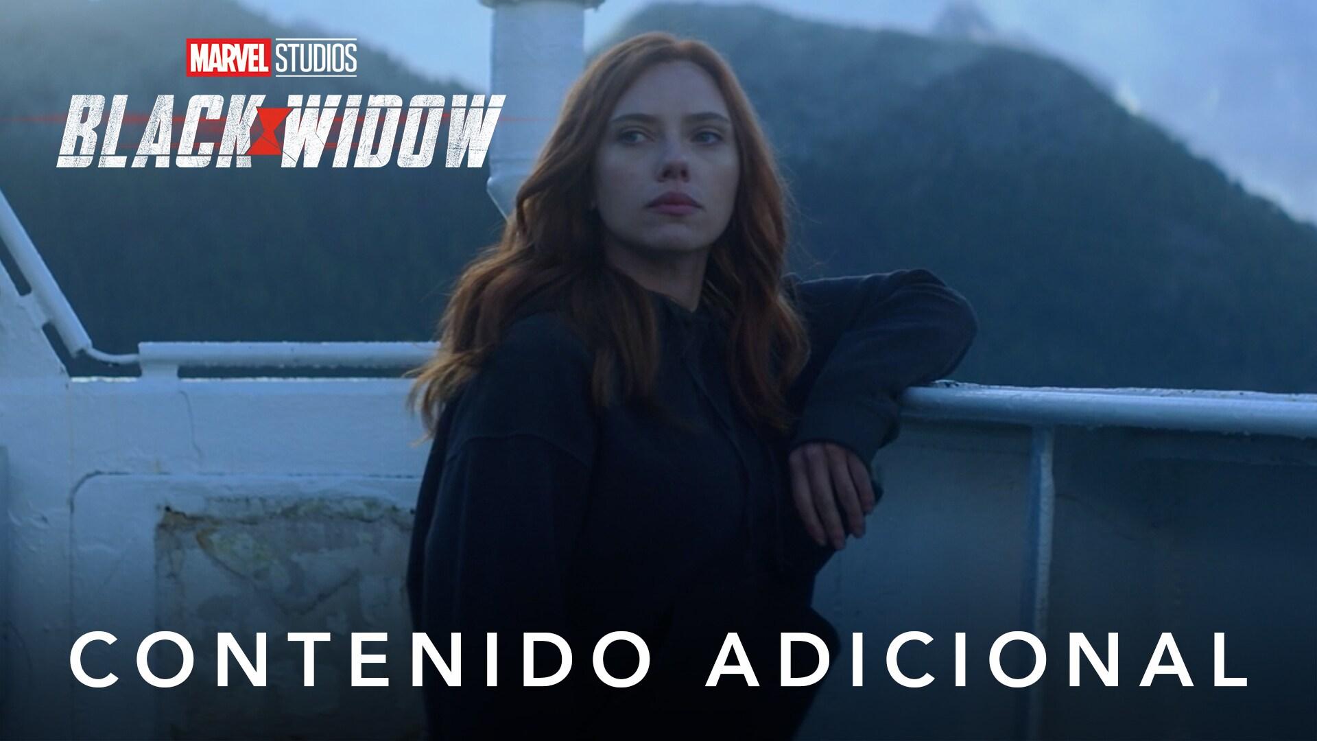 BLACK WIDOW | Contenido Adicional | Future