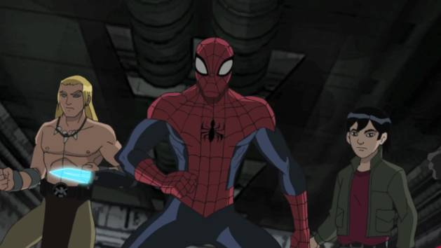 Ultimate Spider-Man - New Warriors