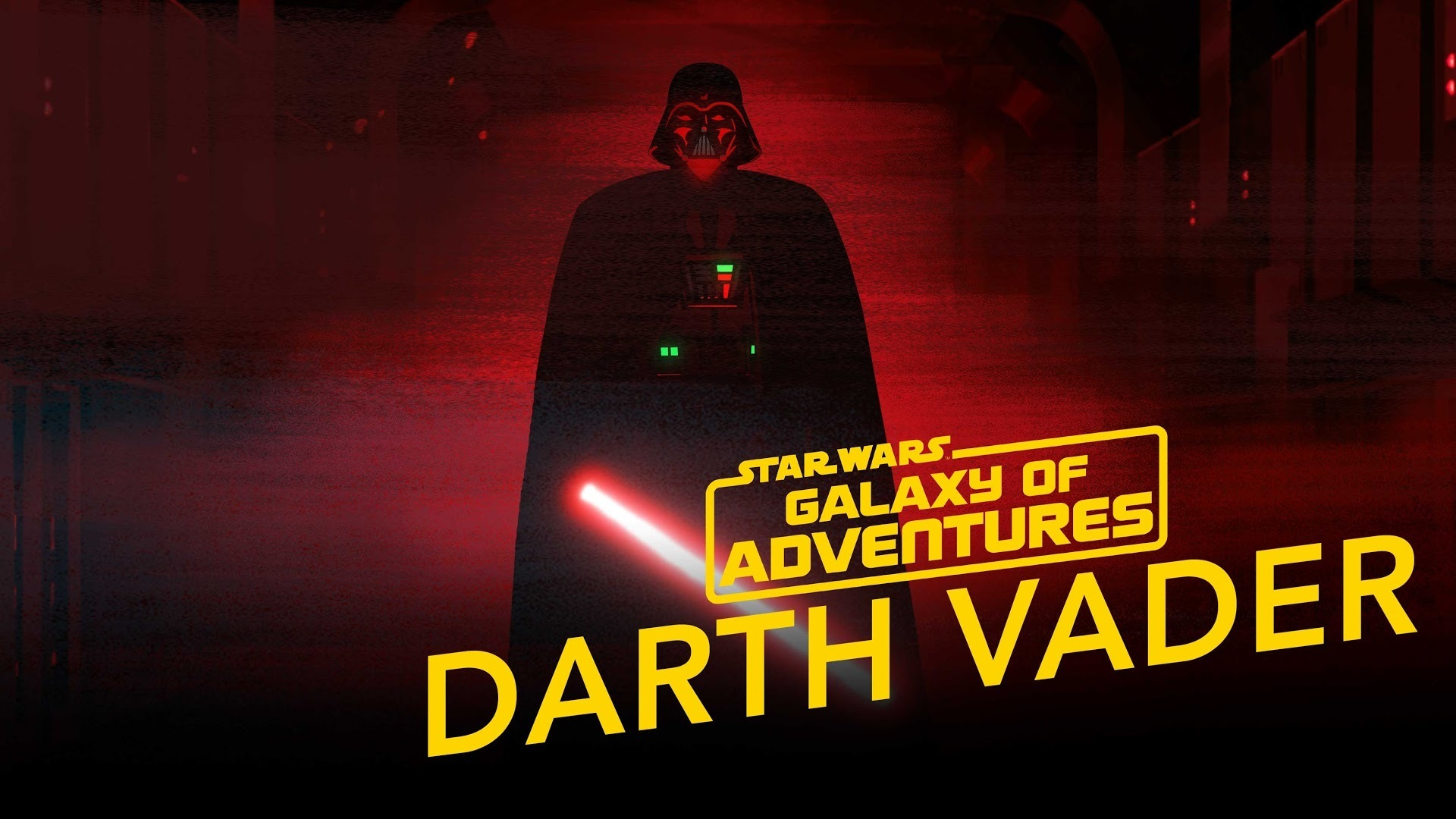 Darth Vader - Power of the Dark Side | Star Wars Galaxy of Adventures