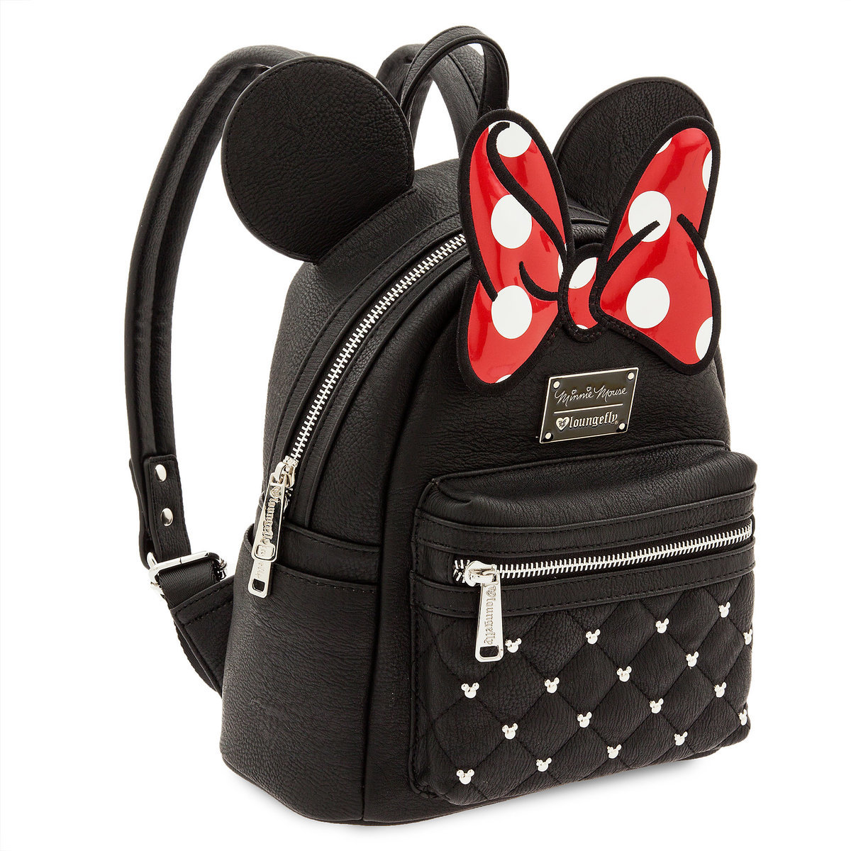 c2f710cf00 Product Image of Minnie Mouse Icon Mini Backpack by Loungefly   2
