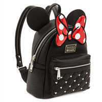 Image of Minnie Mouse Icon Mini Backpack by Loungefly # 2