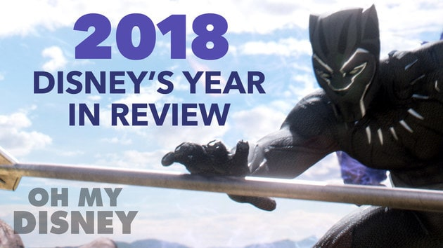 Our Favorite Disney Moments from 2018 | News by Oh My Disney
