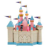 Image of Sleeping Beauty Castle Play Set - Disneyland # 3