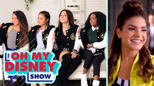 Get to Know the Girls From Club Mickey Mouse | Oh My Disney Show