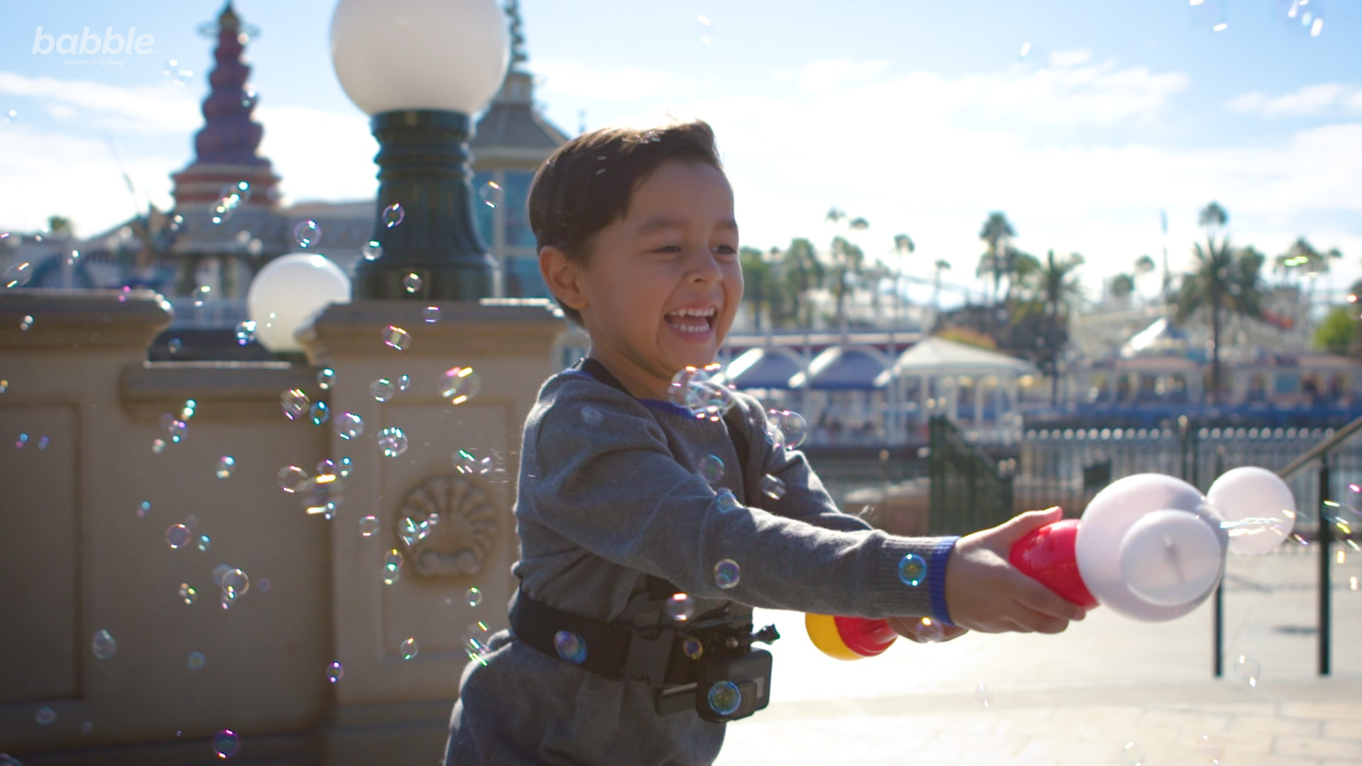 Disneyland Through the Eyes of a Child