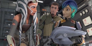 Someone to Count On - Star Wars Rebels: The Lost Commanders Preview