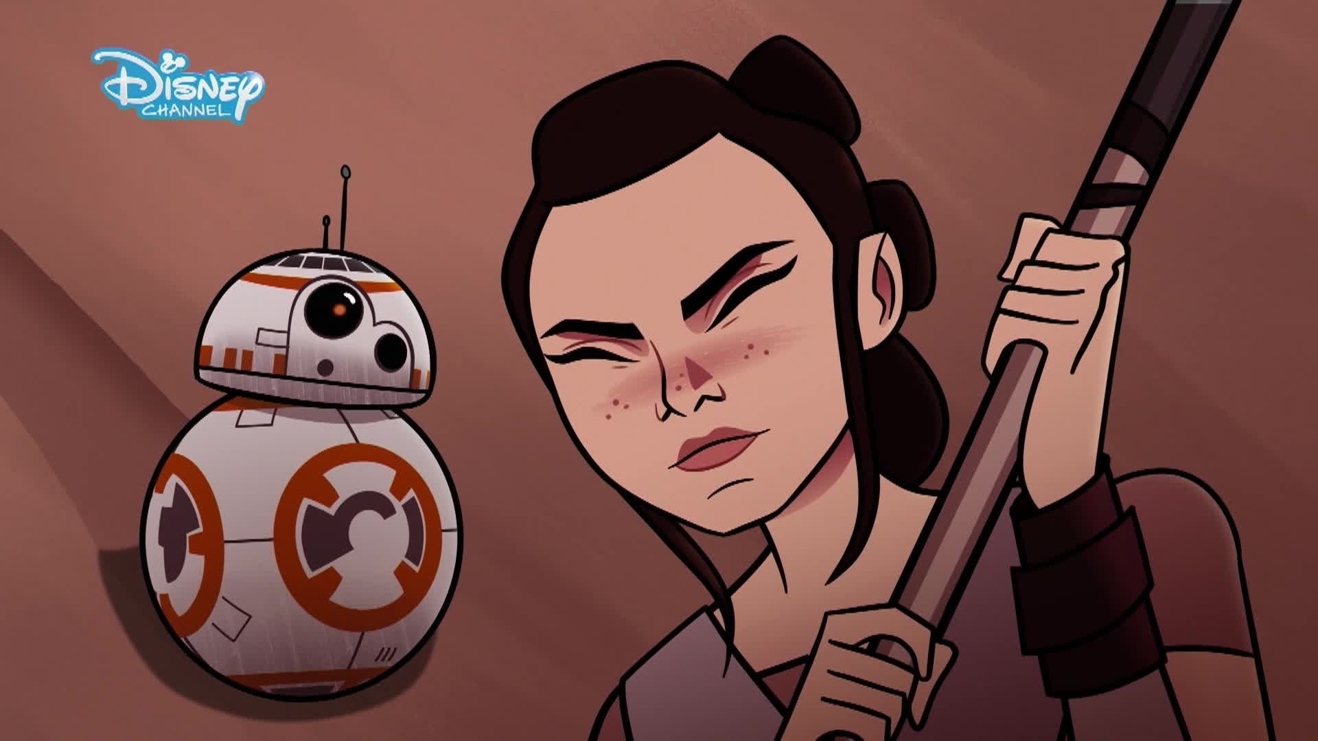 Star Wars Forces of Destiny: As Areias de Jakku