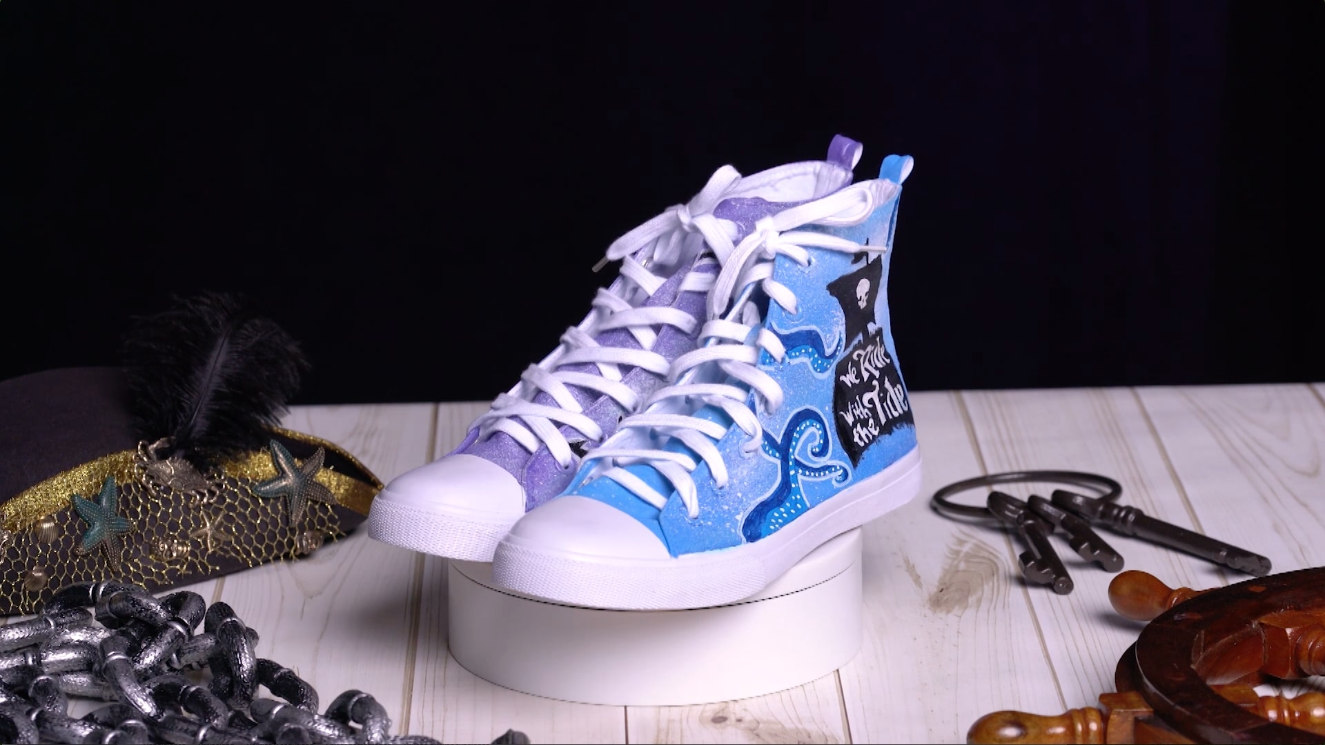¿Quieres las zapatillas de Mal vs. Uma? - Descendientes 2